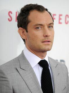 Jude Law Jude Law, Hey Jude, Ex Wives, 3 Kids, His Eyes, Actors & Actresses, Handsome, David, Celebrities