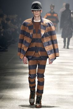 Lanvin F/W 2012. (Love the color combination!)