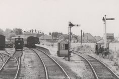 Fond memories of the approach to Hayling station, but only for the train crew, not the public. Disused Stations, Station 1, Steam Railway, Train Pictures, Train Tracks, Portsmouth, Beautiful Places To Visit, Hampshire, Steamers