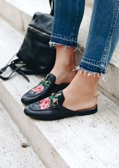 Shoes | Streetstyle | Trends | Loafers | More on Fashionchick.nl
