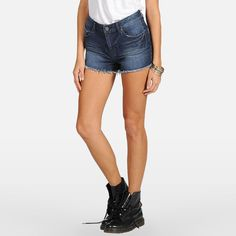 High & Waisted Shorts ++ $29.70 #volcomwomens