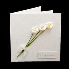 Hand Made Wedding Invitations (Source: weddingstationerybydebbiejenkins.co.uk)