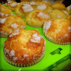Pie Recipes, Mexican Food Recipes, Sweet Recipes, Dessert Recipes, Cooking Recipes, Muffins, Cupcakes, Cupcake Cakes, Biscuits