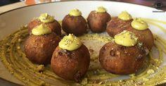 Las 10 mejores croquetas de Madrid Baked Potato, Madrid, Potatoes, Baking, Eat, Ethnic Recipes, Food, Food Recipes, Meal