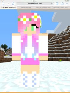 This is a minecraft skin so if you want it it is on skindex s and rose culpable plz like and if you like peple thank youuuuuuu lol :) Minecraft Skins Cool, Minecraft Projects, Sofia Cake, Space Girl, Different Games, Mini Games, Amelia, Youtubers, Backgrounds