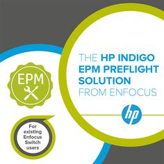 Enfocus and HP have jointly developed a solution that will fully automate inspection and routing of files for EPM print production, saving printers the previously labour-intensive and costly process of deciding which jobs will print correctly using EPM. Printers can increase printing speed by 33% since only cyan, magenta and yellow inks are used. This enables greater print capacity and throughput, reducing production costs and increasing profitability.