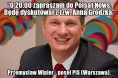 Przemysław Wipler (PiS, Warszawa) - http://wiemkogowybieram.blogspot.com/2012/10/przemysaw-wipler.html