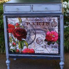 Ooo La La!  Rose Rouge De Paris Dresser