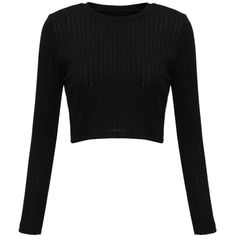 Women Long Sleeve Backless Criss Cross Cropped Short T-Shirt ($10) ❤ liked on Polyvore featuring tops, t-shirts, crop tee, short sleeve tops, long sleeve crop top, crop t shirt and backless crop top