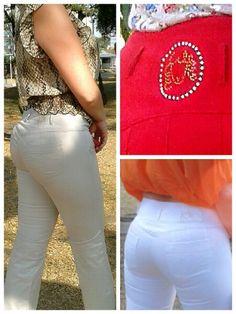 Una orma perfecta pantalones MONA MONTES