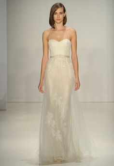 Christos Wedding Dresses Fall 2015 | Maria Valentina/MCV Photo |Blog.theknot.com