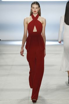 See the Cushnie Et Ochs autumn/winter 2016 collection. Click through for full gallery at vogue.co.uk
