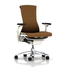 Embody – der Stuhl, der Körper und Geist entlastet. Er definiert Ihre Sitzhaltung am Arbeitsplatz neu, belebt und fördert die Aufmerksamkeit.  Jetzt anschauen: http://www.yourchair.de/arbeiten/embody.html