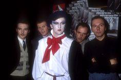 Steve Strange dead: Recap of updates Midge Ure, Leigh Bowery, Blitz Kids, Stranger Things Steve, New Romantics, The New Wave, Club Kids, 80s Music, Punk Art