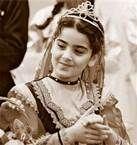 Azerbaijan Girl -