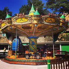 Parque de Atracciones Monte Igueldo in San Sebastián, País Vasco