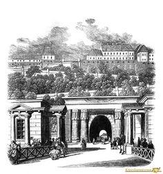 A budai alagút, – Képeslapmúzeum Hungary, Budapest, Old Photos, Paris Skyline, Taj Mahal, Louvre, Country, City, Building