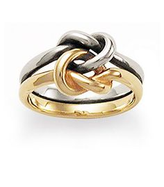Original Lovers' Knot Ring: James Avery I am so obsessed with this ring.