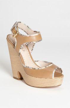 Rosegold 'Lara' Sandal available at #Nordstrom