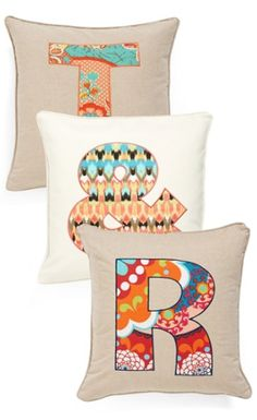 letter accent pillows http://rstyle.me/n/qu2evr9te