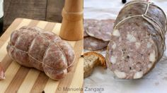 Salame Cotto - Home made