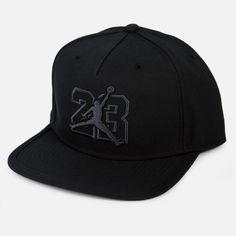 Jordan Air Jordan 13 Snapback Hat (Black)  b58957ec773