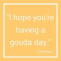 Time for a cheesy pun!  #thatgrazinglife