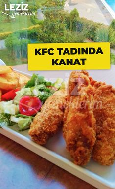 Kfc, Cook, Meat, Chicken, Recipes, Ripped Recipes, Cooking Recipes, Cubs