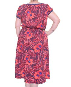 Tommy Hilfiger Womens Floral Printed Dress Size L/G >>> Click on the image for additional details. (This is an affiliate link) #TommyHilfigerWomen Short Sleeve Dresses, Dresses With Sleeves, Tommy Hilfiger Women, Wrap Dress, Floral Prints, Printed, Link, Image, Fashion