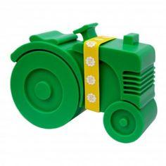 decovry.com - BLAFRE | Lunchbox Tractor | Groen