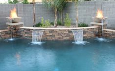 A Magical Mix: Fire Features from Cameo Pools