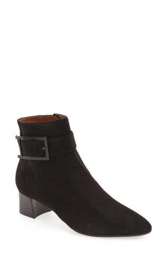 Aquatalia 'Phyllis' Waterproof Pointy Toe Bootie (Women)
