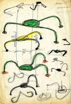 ALLUNAGGIO    Sedile    1966 Progetto: Achille e Pier Giacomo Castiglioni…