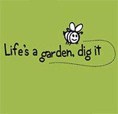 my favorite line from..joe dirt...say it alot