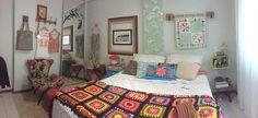Casa da blogueira quarto lindo