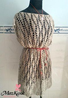 Sand Waves Oversized Dress - All sizes   Craftsy
