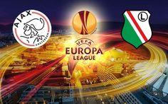 Ajax - Legia Warschau 1 -0, 1/16 finale Europa League, 23 februari 2017, ArenA Amsterdam