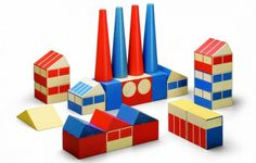 Toys of the avant garde