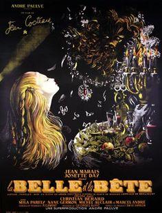 Jean Cocteau's La Belle et La Bete