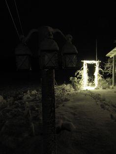 Lyhtypuu ja Tähtiportti, joulukuu 2014