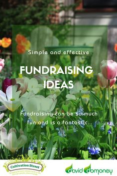 Fundraising can be so much fun and is a fantastic way to help raise a little extra cash to develop and support your garden project. Front Gardens, Extra Cash, Garden Projects, Over The Years, Fundraising, Competition, Community, Inspire, Gardening