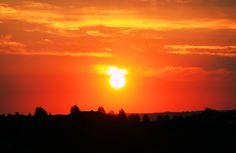 Sunrise.. Highland Ranch, Colorado
