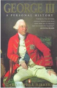 George III by Christopher Hibbert