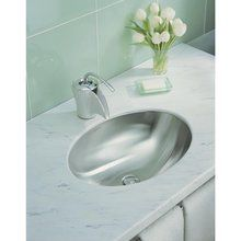 Kohler K 2602 Su Stainless Steel Bathroom Sink Undermount