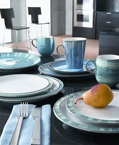 Denby Azure  -love this design -and denby crockery is awesome