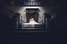 ♥ dramatic pose, dramatic light, love love love ♥ wedding photography by #littlefangphoto