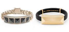 Rebecca Minkoff's Wearable Tech Bracelets Have Finally Arrived. #tech #wearables