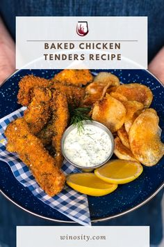 These are the best chicken tenders that are super simple and a quick bite for those hectic weekday meals. Marinating them in a special mixture is a great chicken tender recipe idea that will excite a boring meal. This easy chicken tender recipe uses a breadcrumb & parmesan mixture. A crispy chicken recipe that is a great white wine pairing for the best white wines. #howtomakechickentenders #loadedchickentenders #homemadechickentenders #bakedchickenrecipes #foodandwine #winepairingswithfood Crispy Chicken Recipes, Crispy Baked Chicken, Chicken Recipe With Wine, Best Chicken Tenders, Wine Appetizers, White Wines, Wine Pairings, Weekday Meals, Healthy Comfort Food