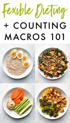 If you've heard of flexible dieting or counting macros it was likely from a fitness guru on Instagram or a friend who is working with a coach to slim down. A few of you have expressed interested in learning more about this health trend so I thought I would break it down for you and share my experience with tracking macros! #macros #countingmacros #flexibledieting #StomachFatBurningFoods Macro Nutrition, Diet And Nutrition, Macro Meal Plan, Macro Diet Plan, Macro Friendly Recipes, Macro Recipes, Counting Macros, Photo Food, Macros Diet