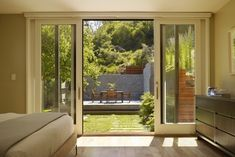 Among other types of doors that available on the market, the sliding door is the best option for any type of home. For those who live in tiny apartment, the sliding door is . Read MoreHow to Replace a Sliding Glass Door Properly Sliding French Doors, Sliding Door Design, French Doors Patio, Sliding Patio Doors, Entry Doors, Sliding Glass Doors, Double Doors, French Patio, Front Entry
